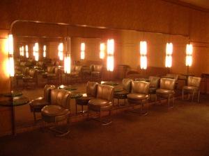 Ladies' lounge. C. Nelson, 2013.