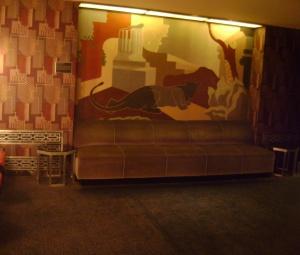 Men's lounge. C. Nelson, 2013.