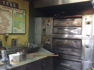 The same ovens have been in used since Di Fara first opened their doors. Craig Nelson, 2014.