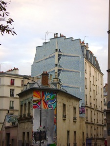 Paris Graffiti.
