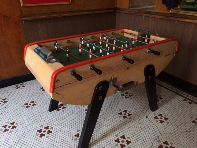 Foosball Irish Haven 2